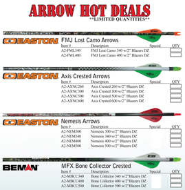 Arrow Hot Deals 2016 copy